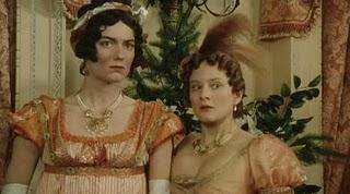 Miss bingley and mrs hurst