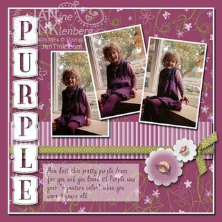 Purple-blog