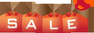 Sale-sign-on-line