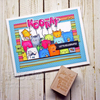 The Cats Meow from Mama Elephant by JanTink
