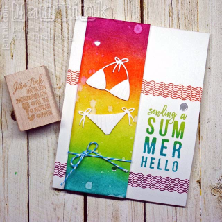Sea You Soon from Simon Says Stamp by JanTink