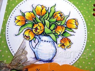 TulipsinHobnailPitcher0327c